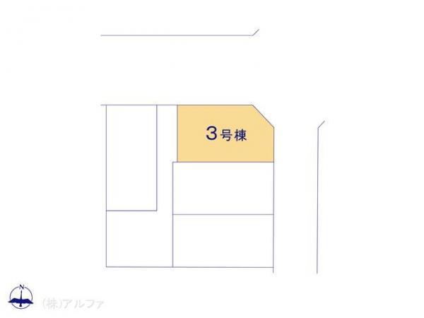 新築戸建 東京都杉並区上井草1丁目20-15 西武新宿線井荻駅 5890万円