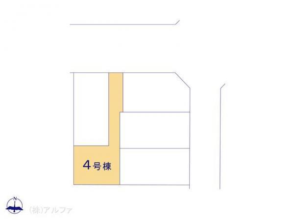 新築戸建 東京都杉並区上井草1丁目20-15 西武新宿線井荻駅 5090万円