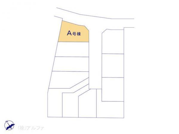 新築戸建 東京都世田谷区宇奈根2丁目14 東急田園都市線二子玉川駅 4680万円