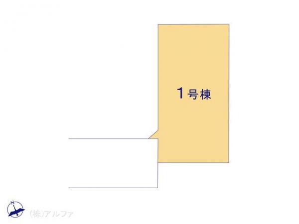 新築戸建 東京都板橋区高島平5丁目34-8 都営三田線西高島平駅 4180万円