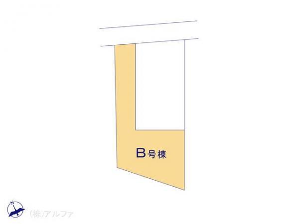 新築戸建 東京都中野区中野3丁目14-8 JR中央・総武線中野駅 6980万円