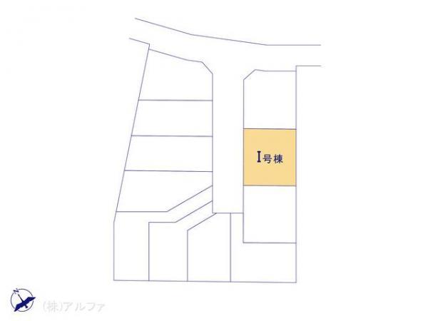 新築戸建 東京都世田谷区宇奈根2丁目14 東急田園都市線二子玉川駅 5280万円