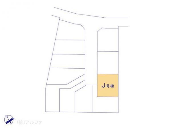 新築戸建 東京都世田谷区宇奈根2丁目14 東急田園都市線二子玉川駅 5080万円