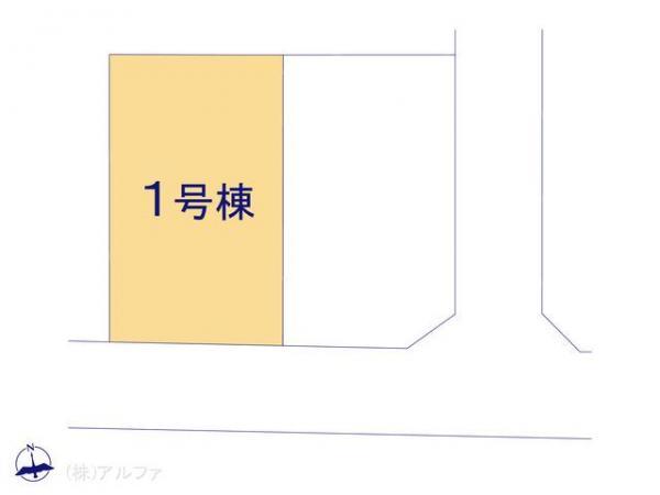 新築戸建 東京都練馬区春日町2丁目2463-2 有楽町線平和台駅 6299万円