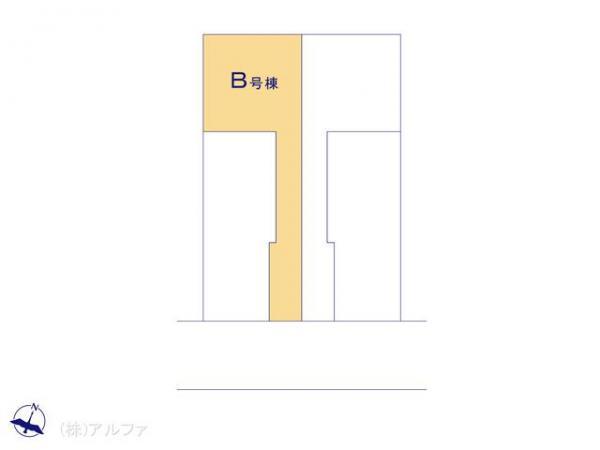 新築戸建 東京都練馬区東大泉5丁目12-4 西武池袋線大泉学園駅 5280万円