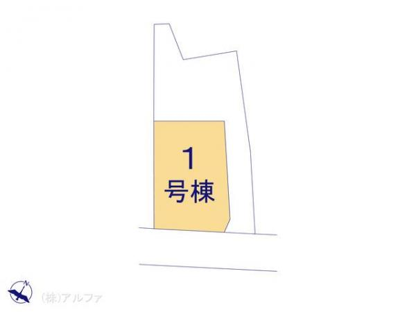 新築戸建 東京都板橋区赤塚5丁目25-4 東武東上線成増駅 5680万円