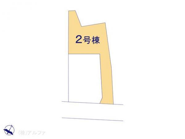 新築戸建 東京都板橋区赤塚5丁目25-4 東武東上線成増駅 5080万円
