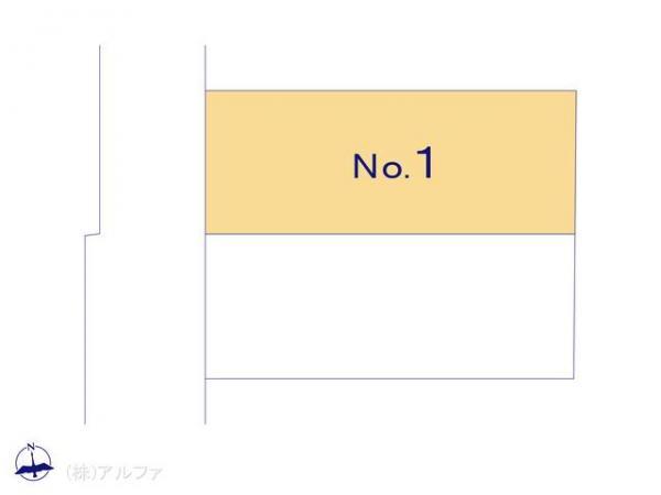 新築戸建 東京都中野区大和町3丁目13-4 JR中央線高円寺駅 6280万円