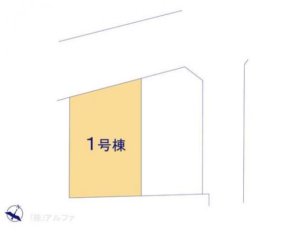 新築戸建 東京都杉並区南荻窪2丁目24 JR中央線荻窪駅 6380万円