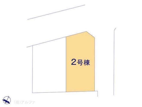 新築戸建 東京都杉並区南荻窪2丁目24 JR中央線荻窪駅 6780万円