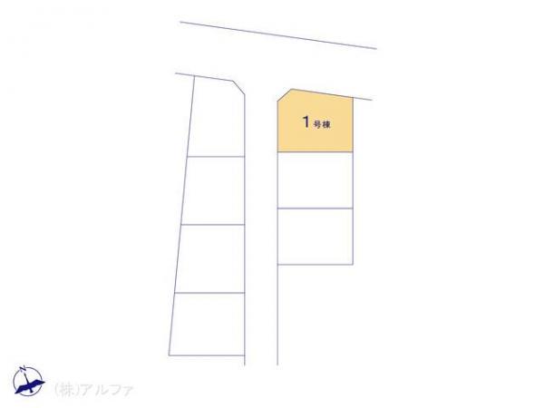 新築戸建 東京都練馬区大泉町4丁目34-8 西武池袋線大泉学園駅 4180万円