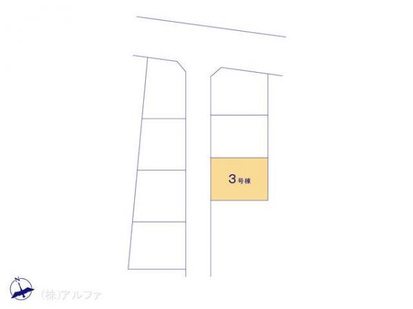 新築戸建 東京都練馬区大泉町4丁目34 西武池袋線大泉学園駅 4580万円