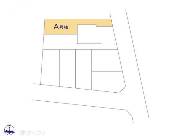 新築戸建 東京都練馬区南大泉5丁目25 西武池袋線保谷駅 4590万円