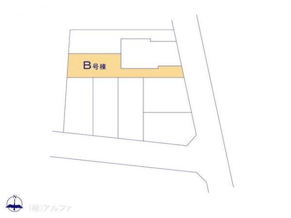 新築戸建 東京都練馬区南大泉5丁目25 西武池袋線保谷駅 4790万円