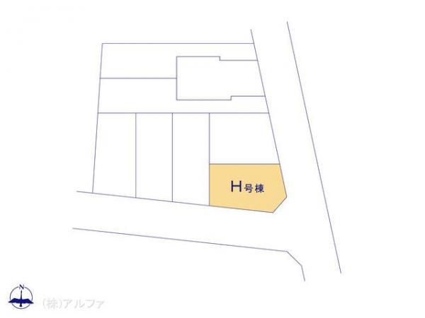 新築戸建 東京都練馬区南大泉5丁目25 西武池袋線保谷駅 5390万円