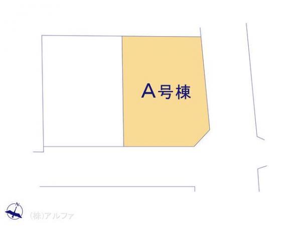 新築戸建 東京都中野区野方1丁目48-1 JR中央線高円寺駅 6780万円