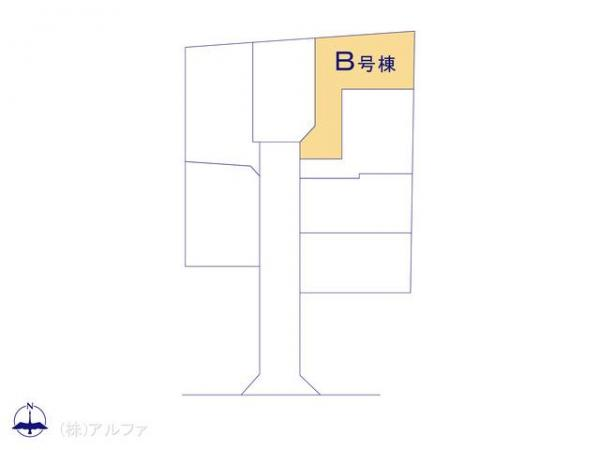 新築戸建 東京都練馬区豊玉中2丁目2-3 西武池袋線練馬駅 5880万円
