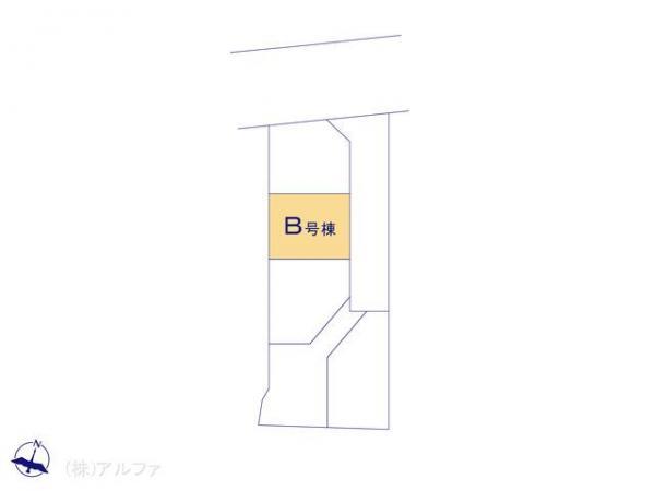 新築戸建 東京都練馬区早宮3丁目12 有楽町線平和台駅 5790万円