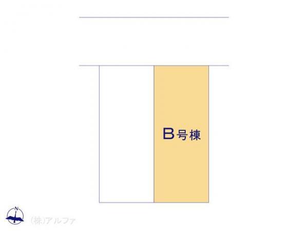 新築戸建 東京都練馬区平和台1丁目17-18 有楽町線平和台駅 6190万円