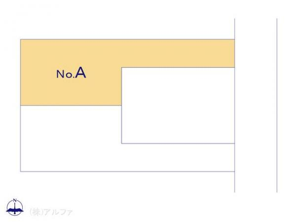 新築戸建 東京都世田谷区粕谷3丁目13-12 京王線千歳烏山駅 6280万円