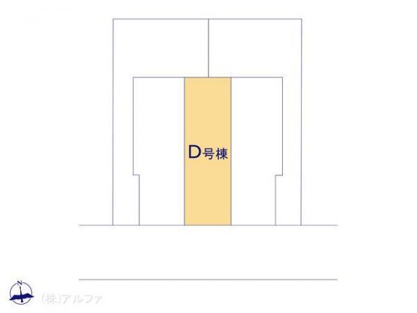 新築戸建 東京都板橋区高島平7丁目42-6 都営三田線新高島平駅 5098万円