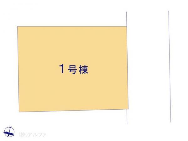新築戸建 東京都杉並区井草5丁目101-22 西武新宿線上井草駅 5080万円