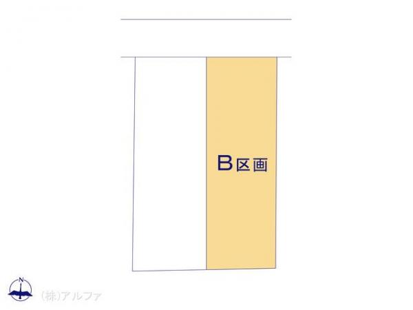 土地 東京都練馬区関町北3丁目43-29 西武新宿線武蔵関駅 5180万円