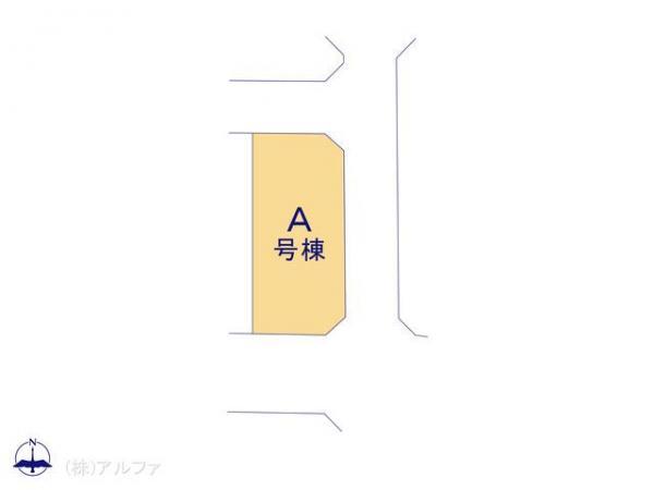 新築戸建 東京都練馬区中村南1丁目16-2 西武池袋線練馬駅 7380万円