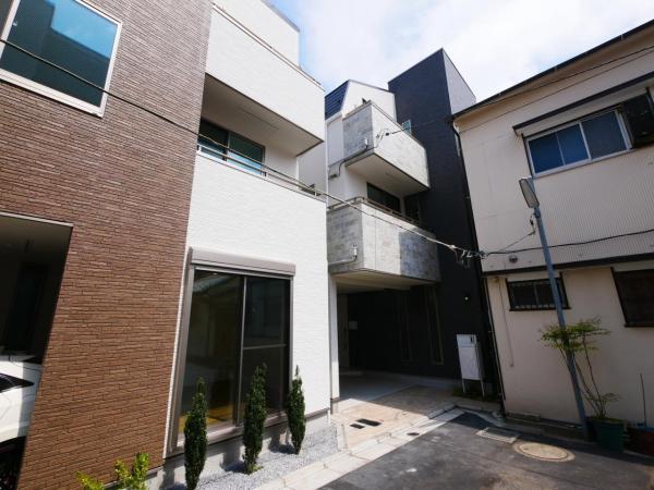新築戸建 北区上中里2丁目 JR京浜東北線上中里駅 5080万円