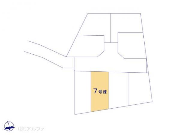 新築戸建 東京都中野区大和町4丁目246-1 西武新宿線鷺ノ宮駅 6030万円