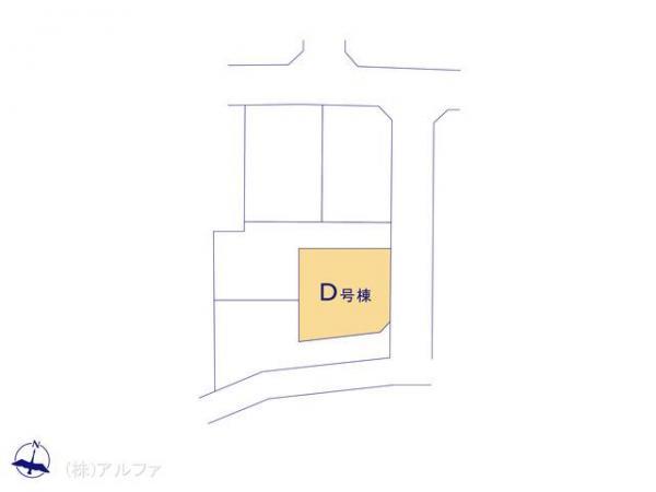 新築戸建 東京都練馬区富士見台3丁目38-9 西武池袋線練馬高野台駅 6380万円