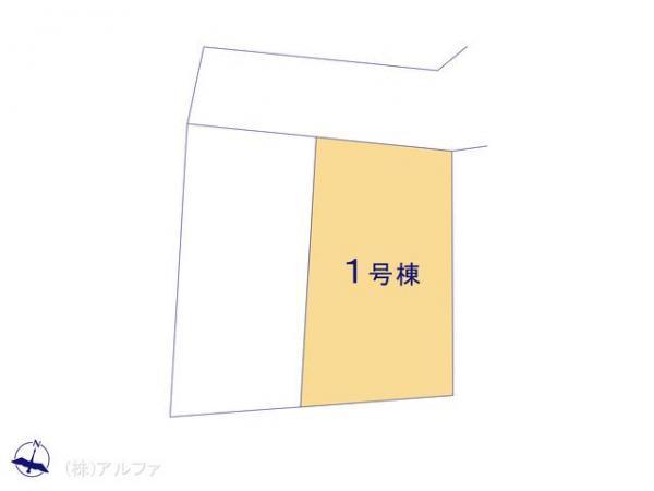 新築戸建 東京都練馬区上石神井1丁目30-30 西武新宿線上石神井駅 6180万円