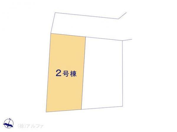 新築戸建 東京都練馬区上石神井1丁目30-30 西武新宿線上石神井駅 5980万円