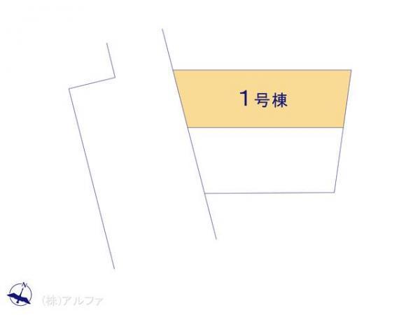 新築戸建 東京都練馬区北町5丁目3-8 有楽町線平和台駅 6580万円