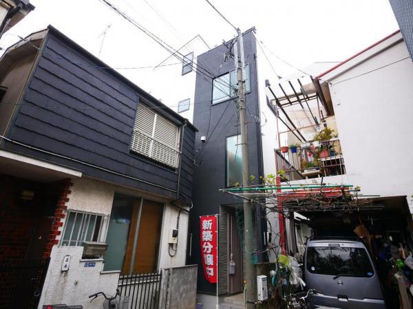 新築戸建 北区田端3丁目 JR山手線田端駅 5980万円