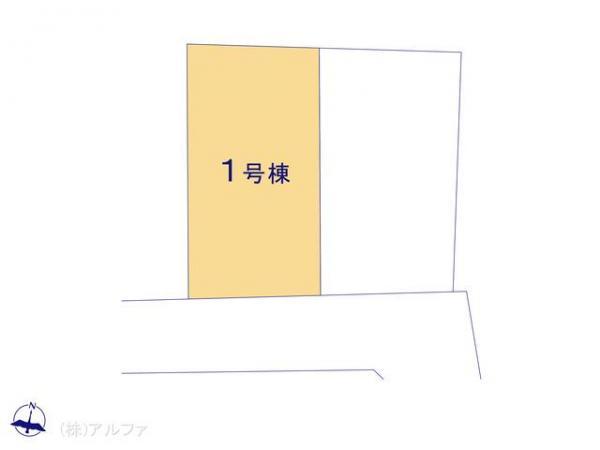 新築戸建 東京都板橋区赤塚7丁目1374-1 東武東上線下赤塚駅 4980万円