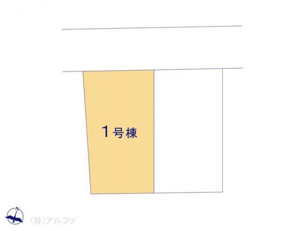 新築戸建 東京都中野区上鷺宮1丁目18-9 西武新宿線鷺ノ宮駅 5490万円