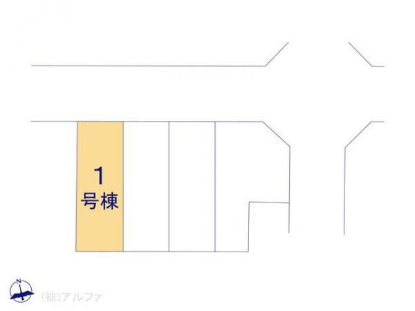 新築戸建 東京都板橋区徳丸7丁目12-14 都営三田線高島平駅 4680万円