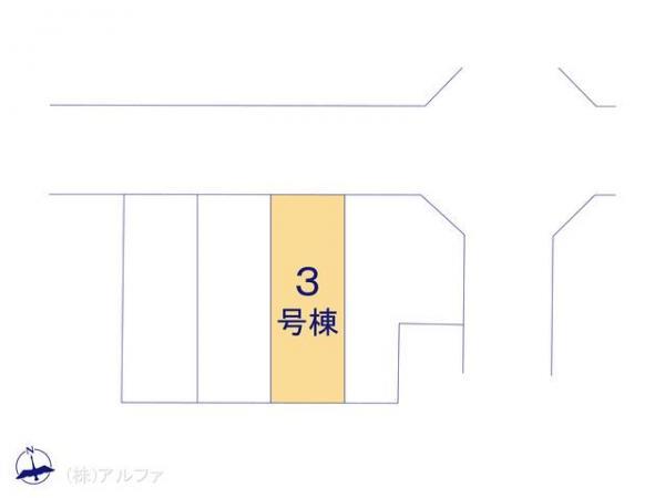 新築戸建 東京都板橋区徳丸7丁目12-14 都営三田線高島平駅 4780万円