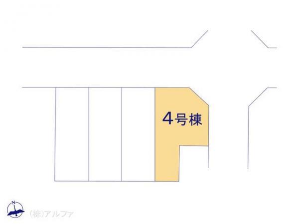 新築戸建 東京都板橋区徳丸7丁目12-14 都営三田線高島平駅 5180万円
