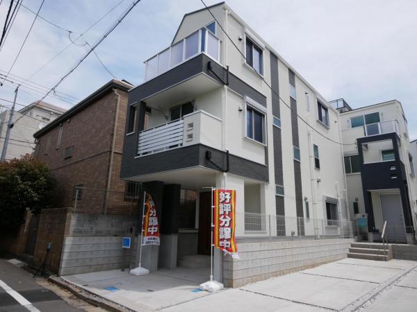 新築戸建 北区西ケ原3丁目 南北線西ケ原駅 6180万円