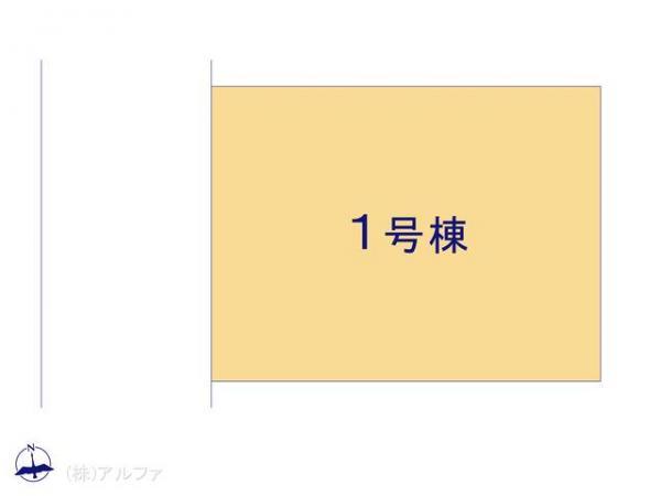 新築戸建 東京都板橋区徳丸1丁目19-16 東武東上線東武練馬駅 5280万円