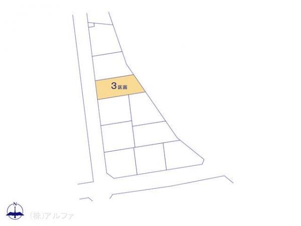 土地 東京都練馬区大泉学園町7丁目587-4 西武池袋線大泉学園駅 3290万円