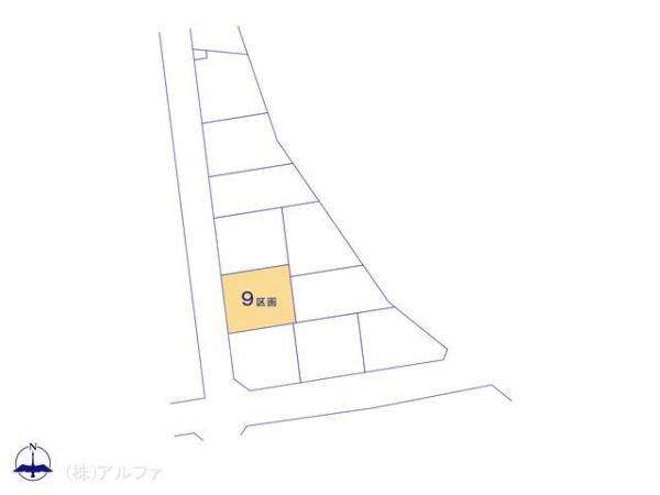 土地 東京都練馬区大泉学園町7丁目587-4 西武池袋線大泉学園駅 3390万円