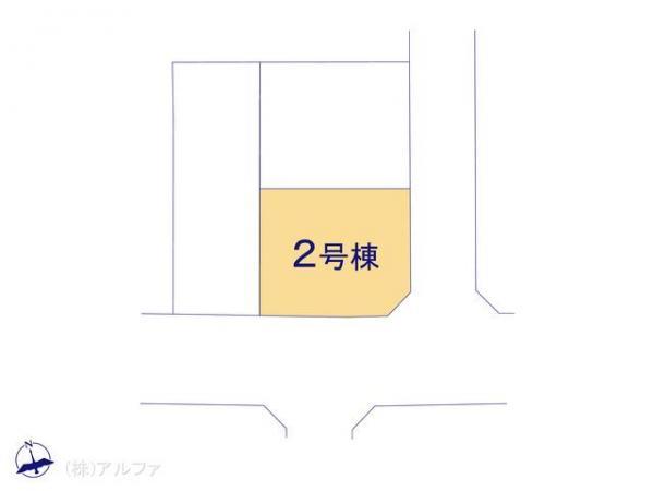 新築戸建 東京都杉並区本天沼3丁目21 JR中央線荻窪駅 5780万円