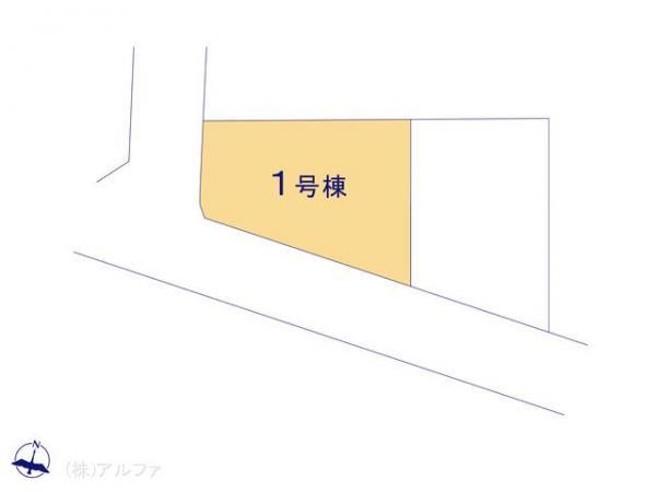新築戸建 東京都杉並区本天沼2丁目23-3 JR中央・総武線荻窪駅 6180万円