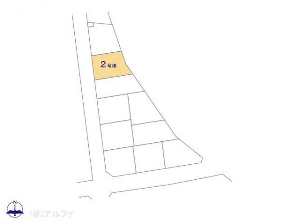 新築戸建 東京都練馬区大泉学園町7丁目587-4 西武池袋線大泉学園駅 4390万円