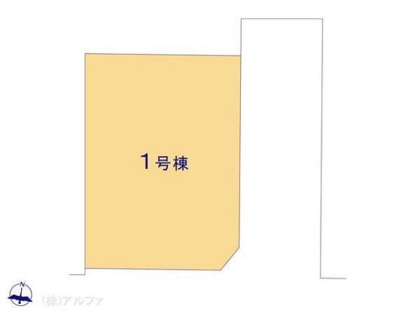 新築戸建 東京都杉並区下井草2丁目36-7 西武新宿線下井草駅 5800万円