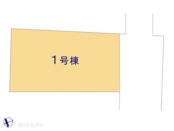 新築戸建 東京都中野区大和町1丁目21 JR中央線高円寺駅 5880万円