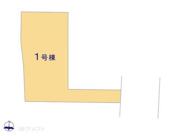 新築戸建 東京都板橋区徳丸2丁目30-1 東武東上線東武練馬駅 5180万円